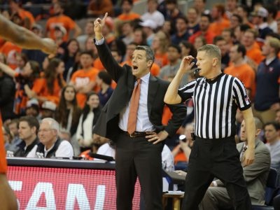 UVA Men's Hoops Ranked #1!