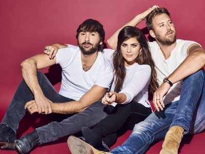 Lady Antebellum Store Now on Musictoday's Platform