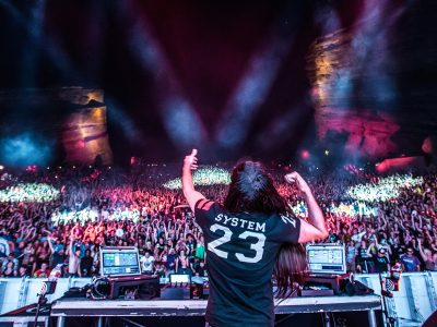 Bassnectar Launches Store on Musictoday's Platform